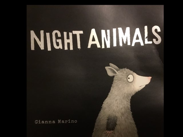Night Animals by Diana Fitzpatrick