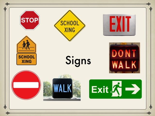 Signs by Emily Box