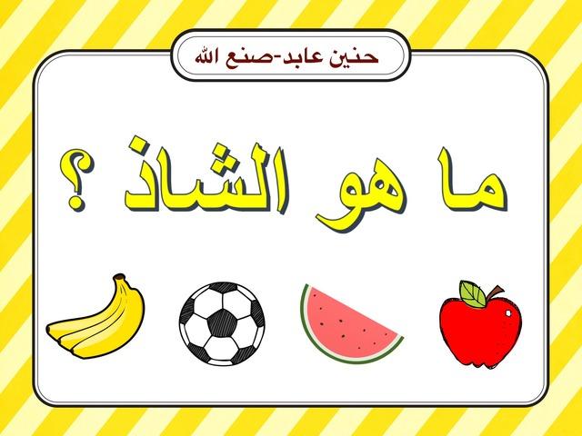 ما هو الشاذ؟ by Hanen Sanallah