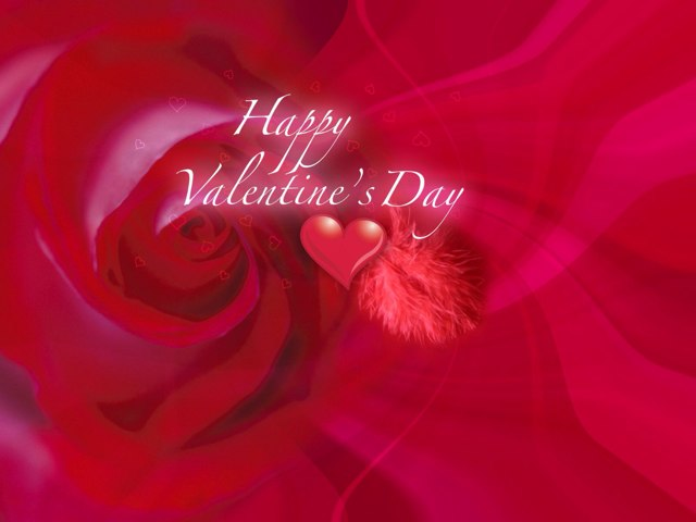 VALENTINE'S DAY by Marie-Laure Varcoe