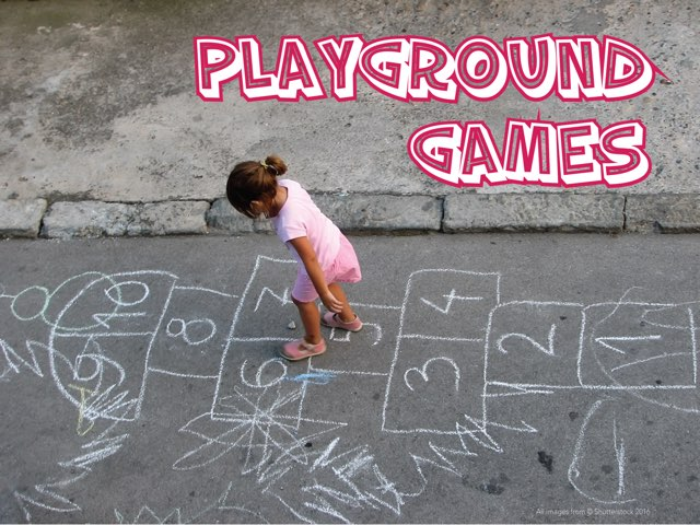Playground  Games by Lily Lamb