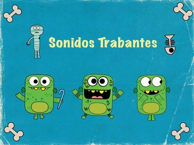 Fonemas Trabantes by Loreto Opazo Rojas
