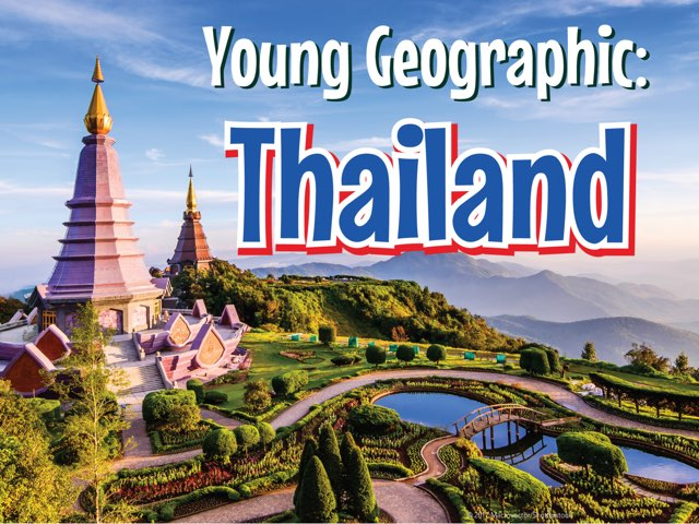 Young Geographic: Thailand  by Young Geographic