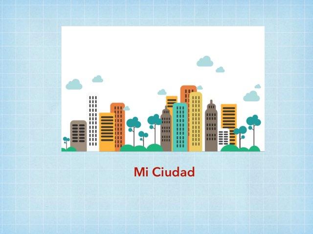 Ciudad by Marla Cives