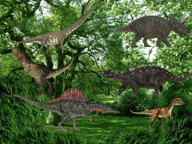 דינוזאורים by שחר פרלמן
