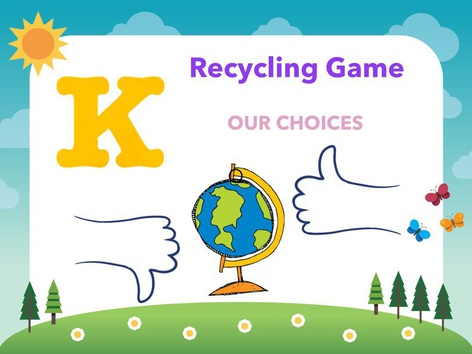 Recycling Game by Claudia Sawada