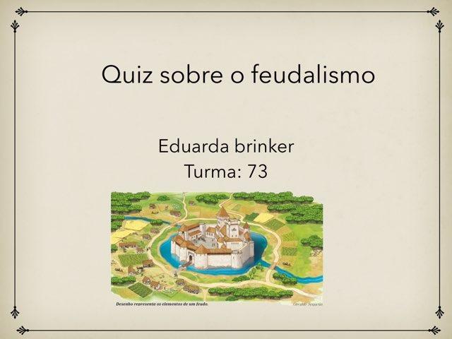Eduarda Turma 73 by Rede Caminho do Saber