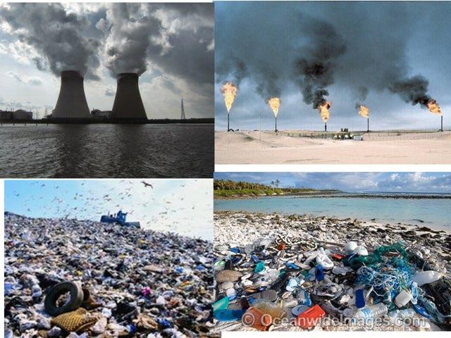 التلوث سادس by Bastia saad