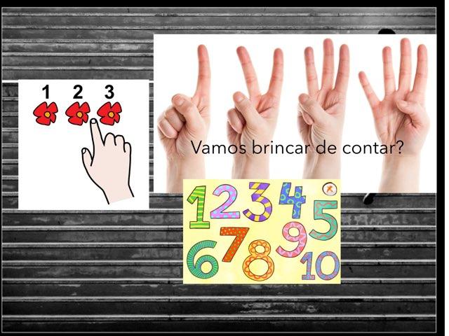Vamos Contar? by Bruna Maria