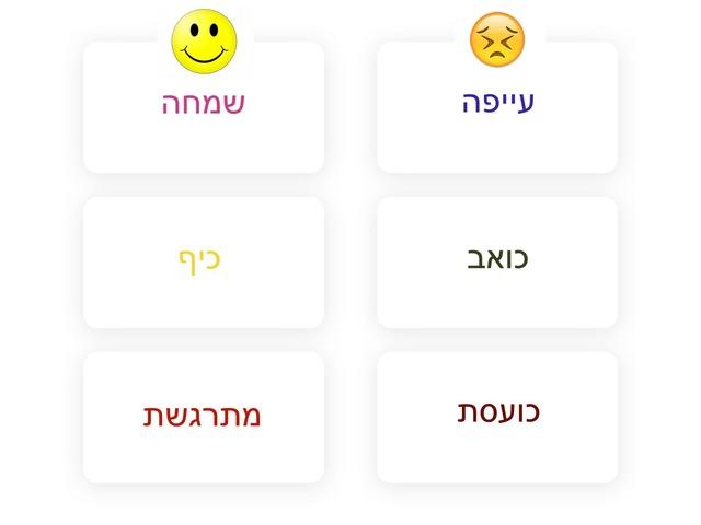 רגשות by ניצן עומר