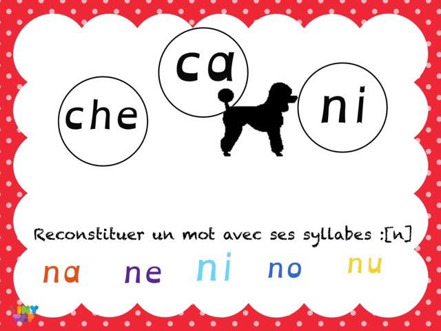 Ne Ni No Na Nou  by Marie S