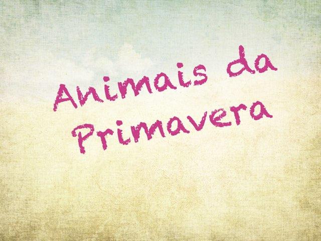 Animais Primavera by Maria LJ