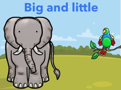 Big And Little by Joana Reyes