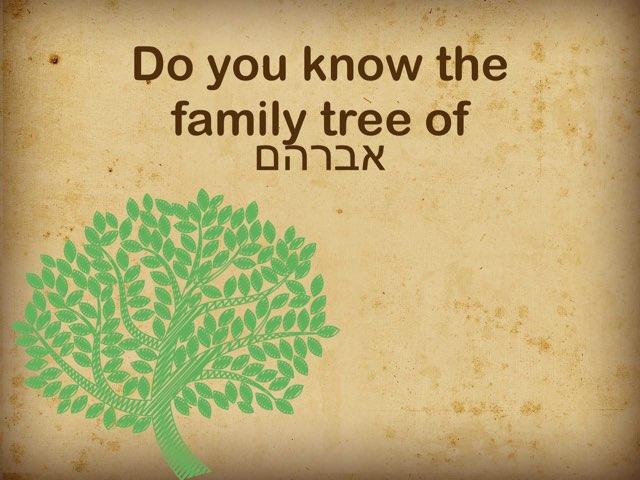 Unit 1-3 Family Tree by Mrs gancz