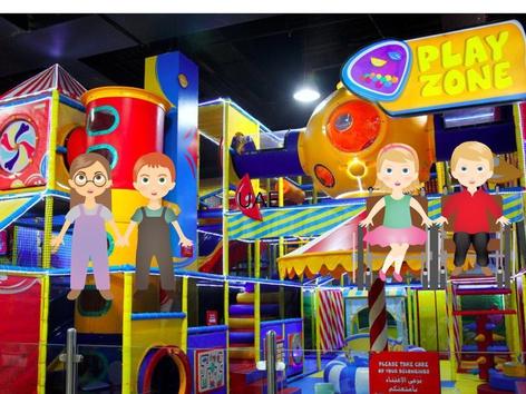 Fun Kids by Talia Waeel Salah Al Din Moham