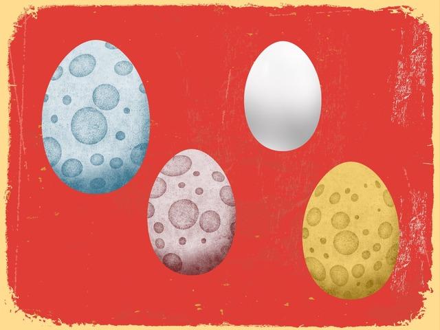 Dottie's Eieren by Joyce Van Heest