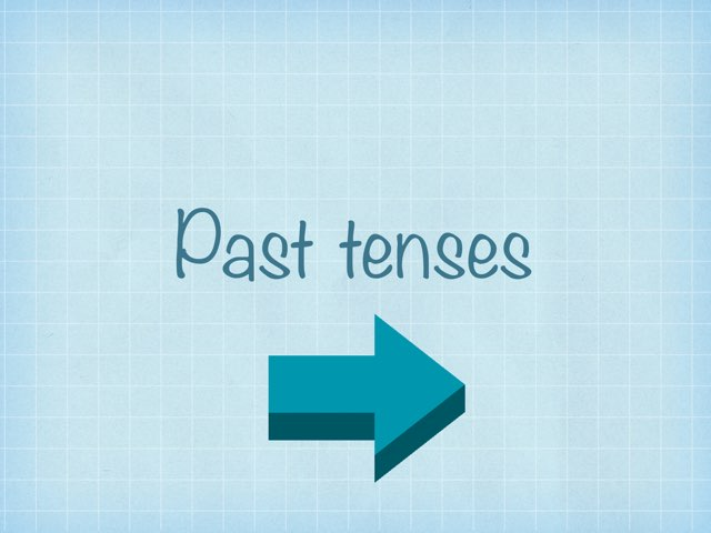 Past Tenses by Bea Olleta