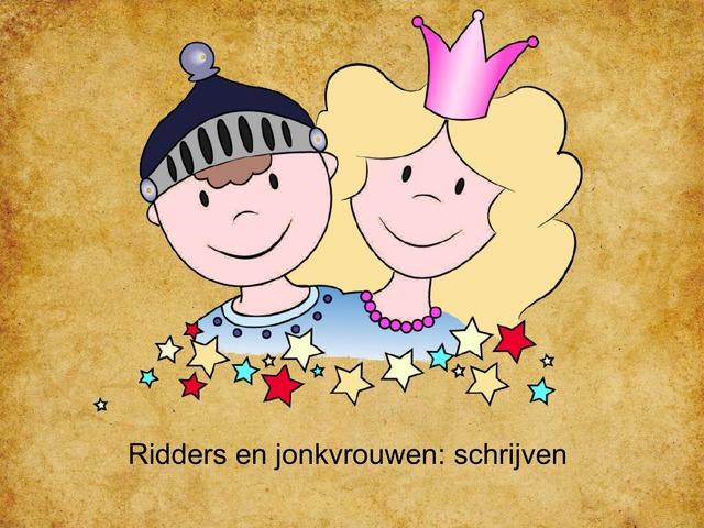 Schrijven Ridders by Melissa Van Heuverswijn