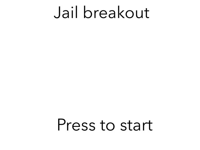 Jail Breakouts  by 3MK iPad