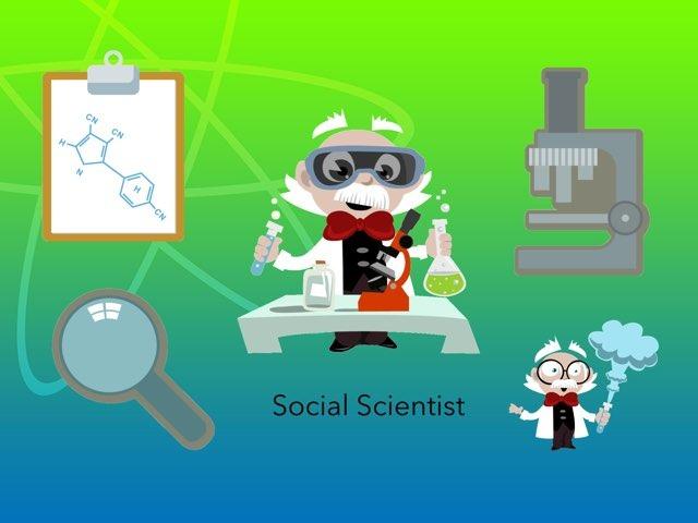 Social Scientist by PrestonandAngela Moorad
