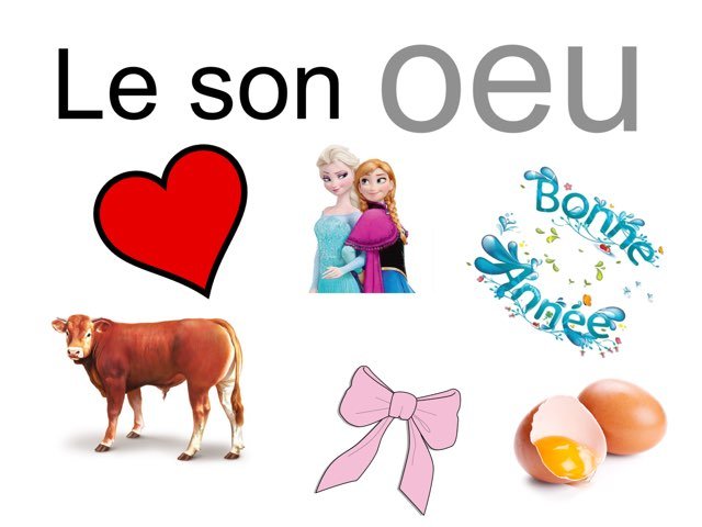 Le Son OEU. by Valerie Escalpade