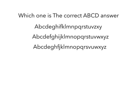 Find The Abc by Abdullah