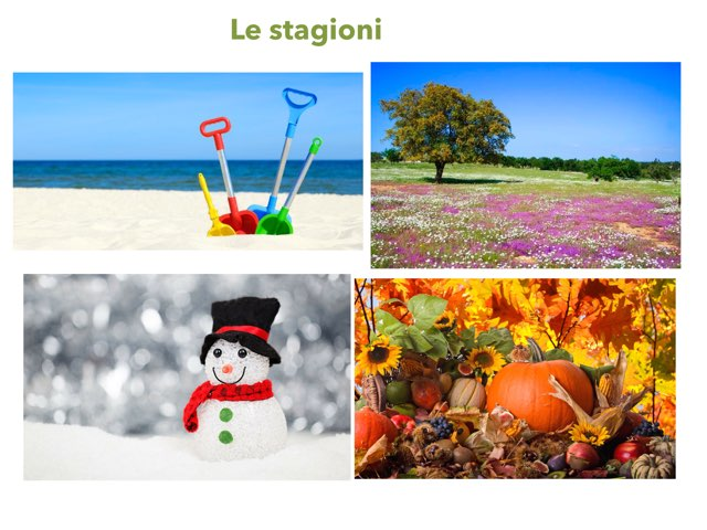 Le Stagioni by Daniela Rossi