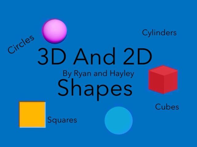 Shapes by Kimberly Lamoureux