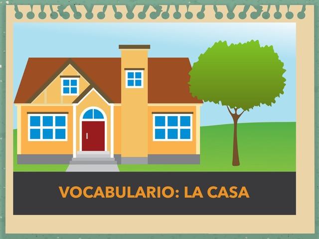Vocabulario: La Casa by Guillermo Alfonso