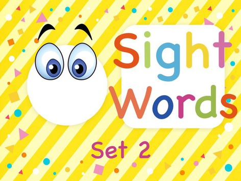 Lions and Cheetahs Sight Words Set 2 by Glodalis Espinosa-Santana