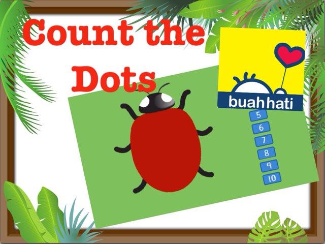 Lady Bug - Count The Dots by Gundala Petir