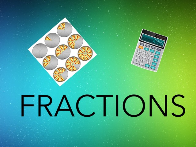 Fractions by Jackson Eman
