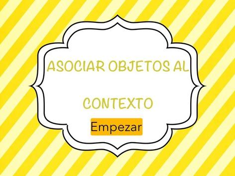 Asocia Objetos Al Contexto by Fatima Gomez