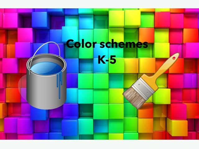 Colors! by Rivkah Raffaeli
