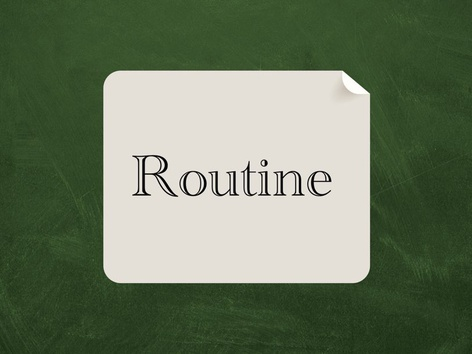 Routine 3 by Thais Baumgartner