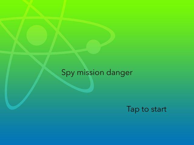 Spy Mission Danger by 3MK iPad