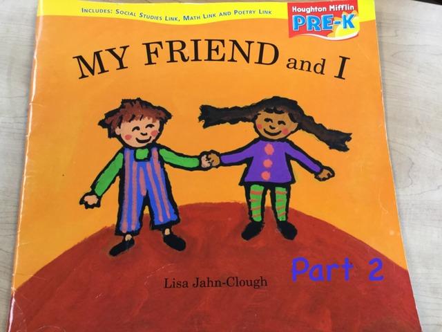 Mi Amigo Y Yo Parte 2 by ELIZABETH HARTUNG