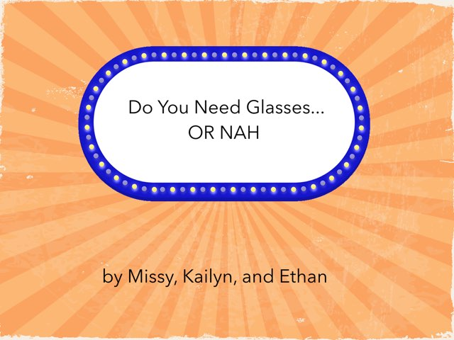 Do You need Glass Or Nah by Missy Carrera