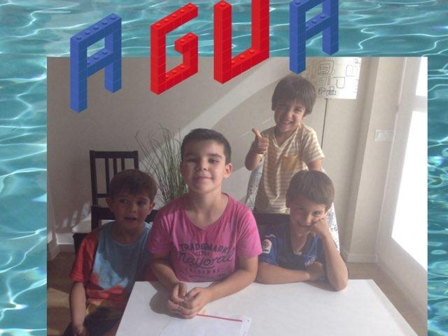 EL AGUA-proyecto 1°A by Rosa Contreras