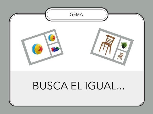 BUSCA EL IGUAL by Zoila Masaveu