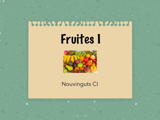 Fruites I by Sara Párraga López