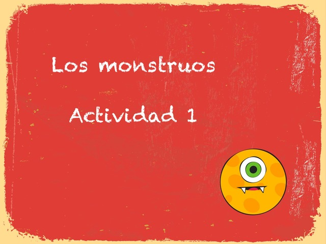Monstruos  by Lexandra Silva