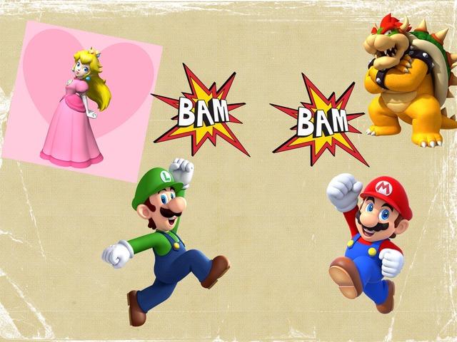 Mario by ellen pasman