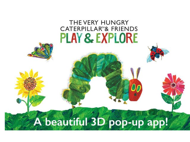 The Hungry Caterpillar by Kyle Butters
