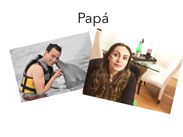 Papá   by ComunicaTEA grupo de terapeutas