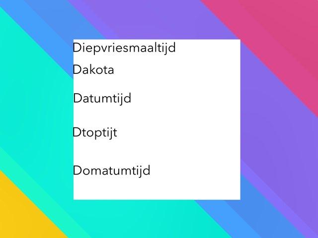 Spel 106 by Enesppl Enesppl