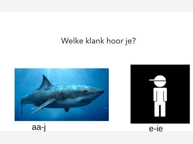 Klanken aai ij by Jaap van Oosteren