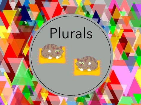 Plural Nouns #8 by Carol Smith