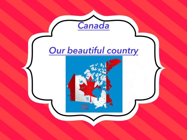 Canada's Provinces by Michelle So