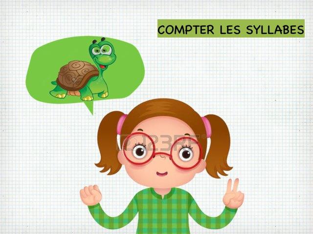 Compter les syllabes  by Emmanuelle Botta